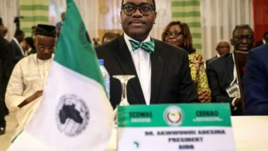 Photo of BAD : la réélection du président Adesina remise en cause par Washington