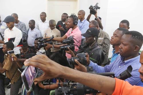 Photo of Ituri : l'insécurité empêche les journalistes de bien exercer leur profession (UNPC)
