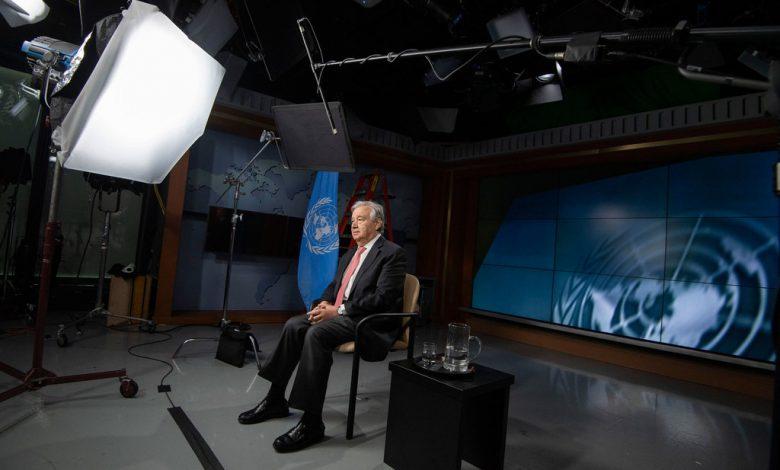 Photo of Obtenir un cessez-le-feu mondial, aider les plus vulnérables, préparer la reprise : les 3 priorités de l'ONU contre le COVID-19