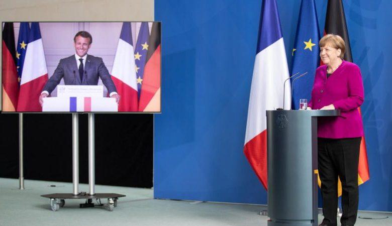 Photo of UE: Merkel et Macron proposent un plan de relance inédit de 500 milliards d'euros