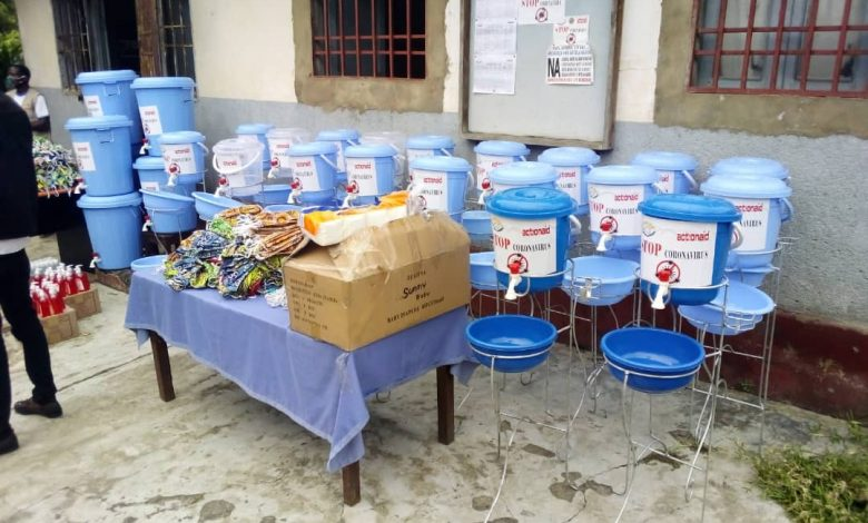 Photo of RDC: avec l'appui d'Actionaid international, CODEC lance la campagne de sensibilisation de la population de Kisenso à la COVID-19