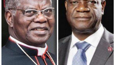 Photo of Présidence de la CENI: des associations des Jeunes proposent le Dr. Denis Mukwege ou le Cardinal Monsengwo, résultat d'un sondage de masses