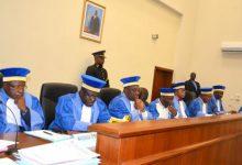 Photo of Urgent-RDC: les juges de la cour constitutionnelle prennent acte de la démission de Benoît Lwamba de ses fonctions de Président de la haute Cour (Procès verbal)