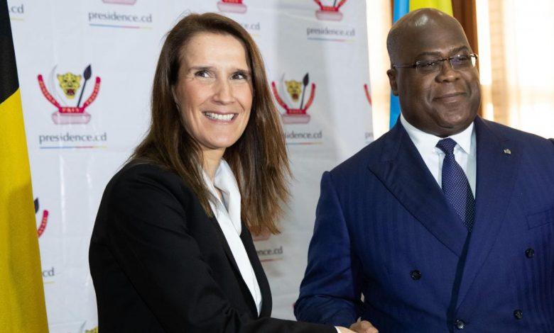 Photo of Bruxelles: Felix Tshisekedi achève une visite privée « très officielle »