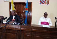 Photo of RDC-Message de la CENCO :   «Peuple congolais, ne nous laissons pas voler notre souveraineté !»