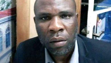 Photo of Le journaliste Patrick Lokoni, directeur de publication de Congo Réformes  arrêté et détenu au camp Lufungula depuis deux jours