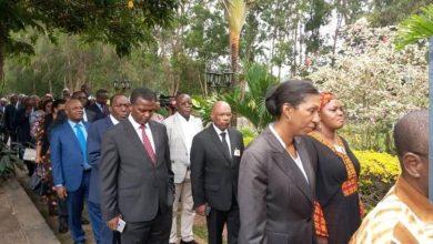 Photo of «Soyez rassuré que les 338 députés vous sont acquis» (cadres du FCC à Joseph Kabila, ce jeudi à Kingakati)