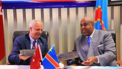 Photo of Coup de champion du ministre Sakombi Molendo: la RDC signe un accord pour la numérisation du cadastre foncier avec le groupe  Turque HARMIAD