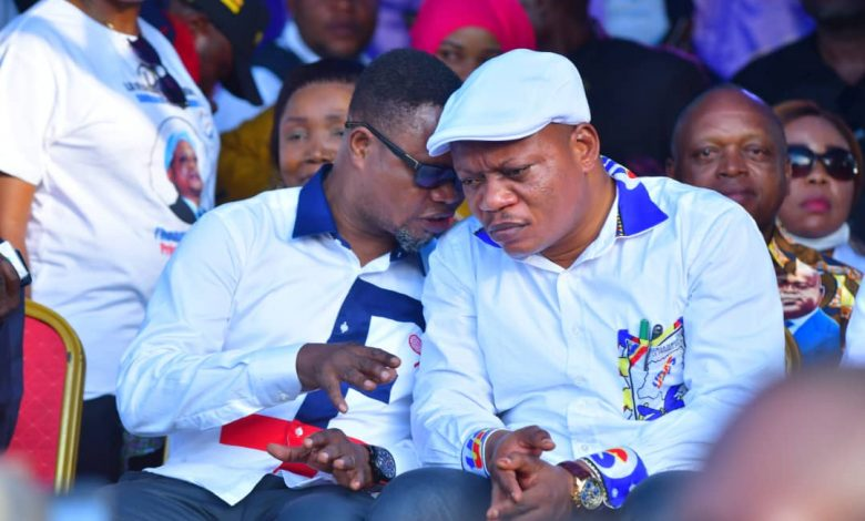 Photo of Kikwit: Kabund et Eberande se disputent le succès de l'accueil et du meeting du 15 novembre