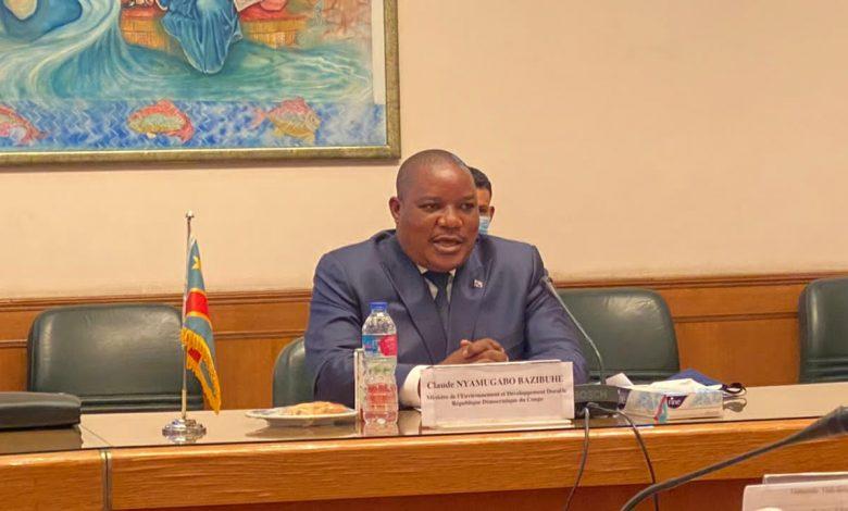 Photo of Gestion Intégrée des Ressources en Eau : Me Claude NYAMUGABO Apporte de l'Eau au Moulin du Projet GIRE Égypte-RDC