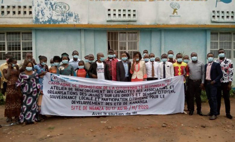 Photo of Kasaï Central : les jeunes leaders des associations sensibilisés sur la citoyenneté responsable