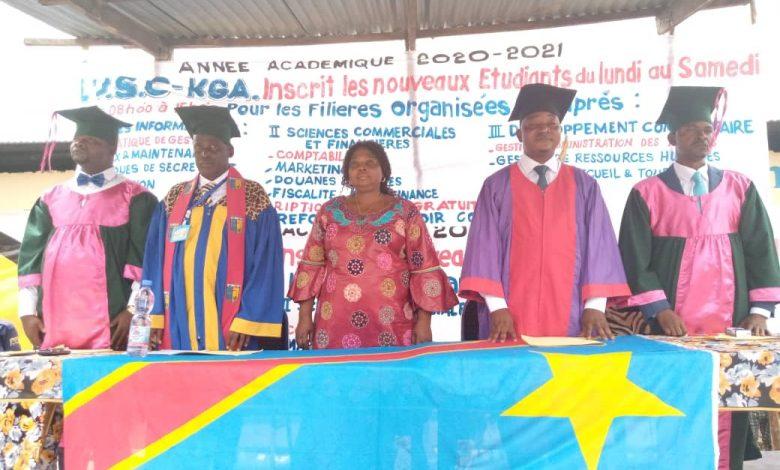 Photo of ESU : l'ISC/Kananga lance 86 nouveaux diplômés sur le marché de l'emploi