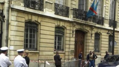 Photo of Paris : l'ambassade de la RDC en France risque d'être déguerpie (Officiel)