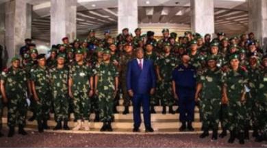 Photo of FARDC : Jean Claude Kakenza Kakenza nommé chef d'état-major du groupement des écoles d'état-major militaire