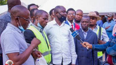 Photo of La Jeunesse de l'UNC/Kinshasa aux côtés des jeunes du Nord-kivu et de l'Ituri en mémoire des victimes de la guerre et des soldats morts dans l'Est du pays