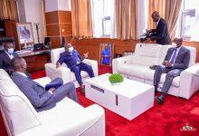 Photo of RDC-Présidence UA : le VPM Mayo échange avec la délégation du Panel des personnalités appelé à accompagner Félix Tshisekedi