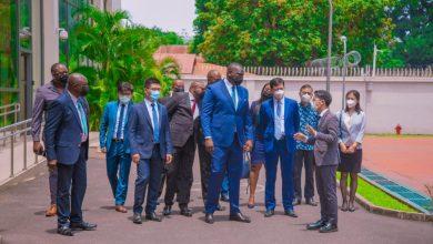 Photo of La transformation numérique au cœur de la rencontre entre le Ministre des PT-NTIC Augustin Kibasa et Huawei RDC