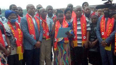 Photo of Nomination des 4 membres de l'AFDC-A au gouvernement Sama Lukonde:  la fédération de Lukunga déborde de joie.