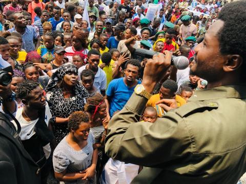 Photo of Examen loi Lutundula sur la CENI : la NOGEC menace d'être dans la rue si au préalable un consensus national n'est pas trouvé