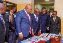 Photo of En visite au Secrétariat général du Budget : le Ministre d'État Aimé Boji Sangara fait le constat d'un personnel expérimenté