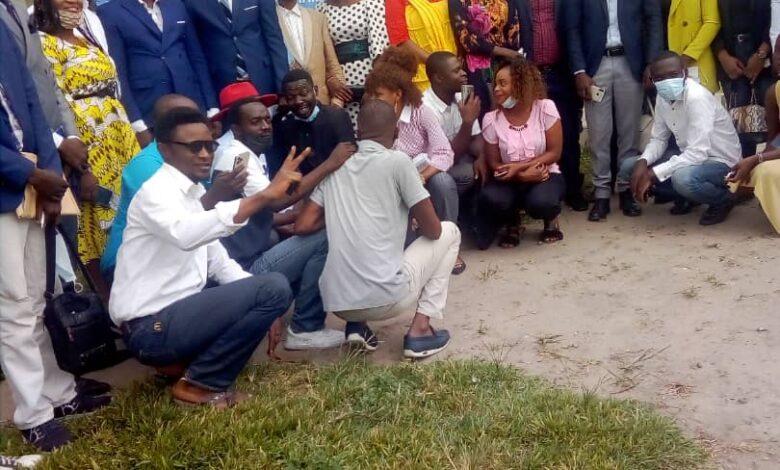Photo of Course à la CENI: les organisations des jeunes impliquées dans le processus électoral et la Gouvernance présentent leurs candidats à l'Assemblée plénière.